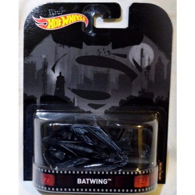 Obrázek produktu Hot Wheels Kultovní angličák BATWING, Mattel DWJ73