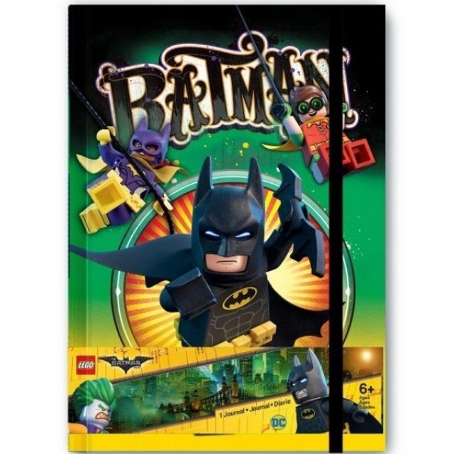 Obrázek produktu LEGO Batman Movie Zápisník Batman