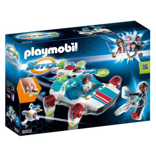 Obrázek produktu Playmobil 9002 FulguriX s agentem Genem