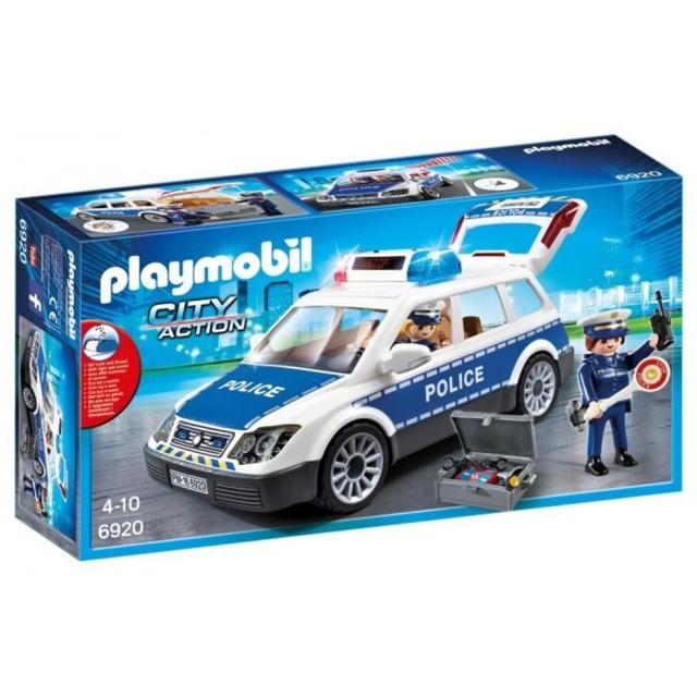 Obrázek produktu Playmobil 6920 Policejní auto s majákem