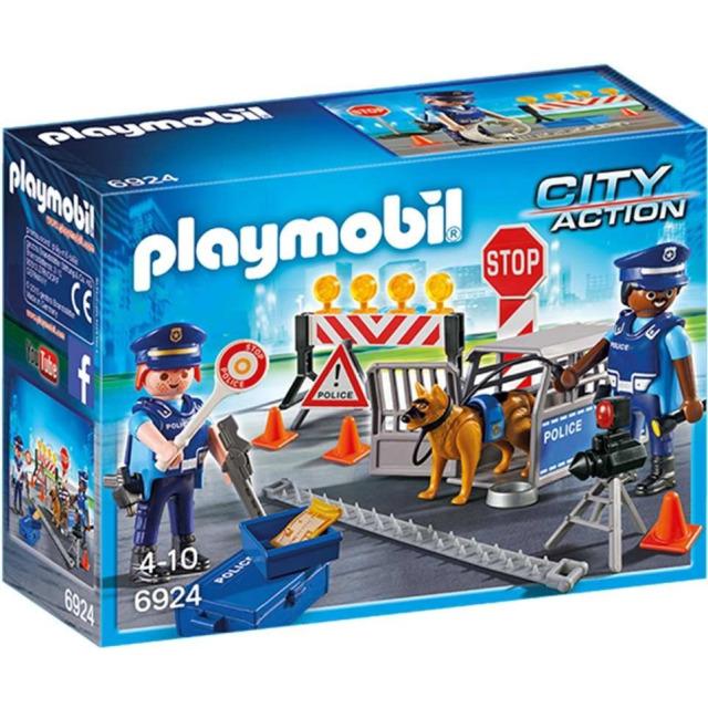 Obrázek produktu Playmobil 6924 Policejní zátaras