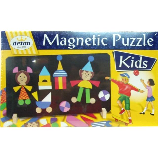 Obrázek produktu DETOA Magnetické puzzle Děti