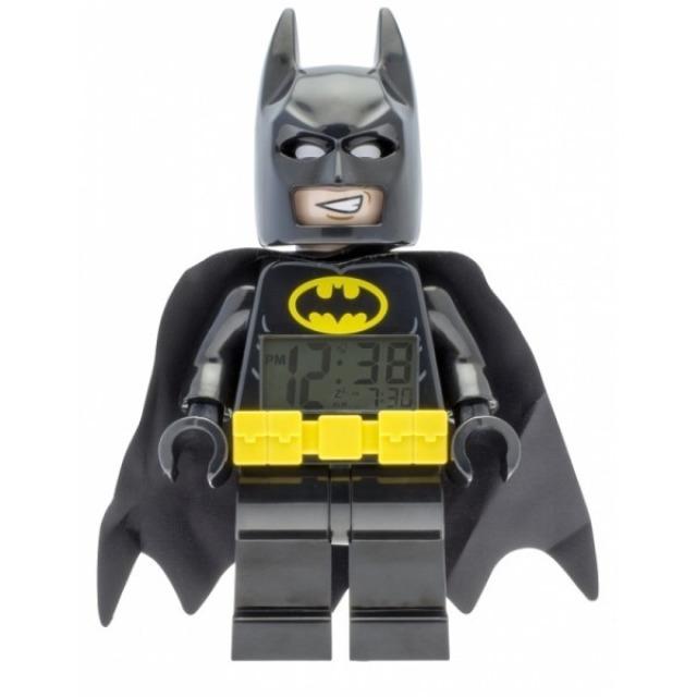 Obrázek produktu LEGO Batman Movie hodiny s budíkem Batman