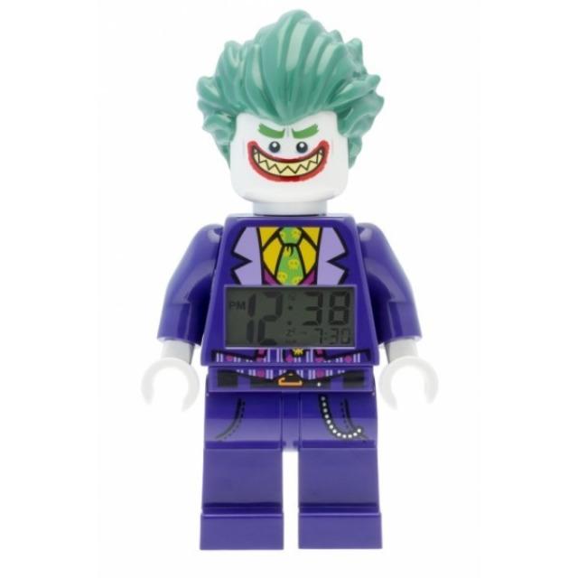 Obrázek produktu LEGO Batman Movie hodiny s budíkem Joker