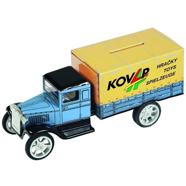 Obrázek produktu Pokladnička Hawkey auto, Kovap