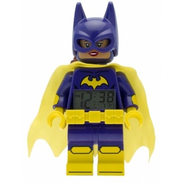 Obrázek produktu LEGO Batman Movie hodiny s budíkem Batgirl