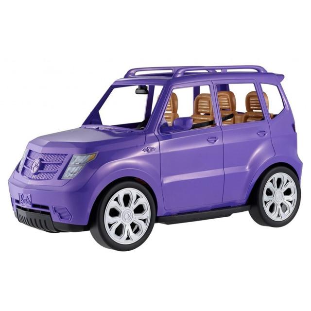 Obrázek produktu Mattel Barbie SUV, DVX58