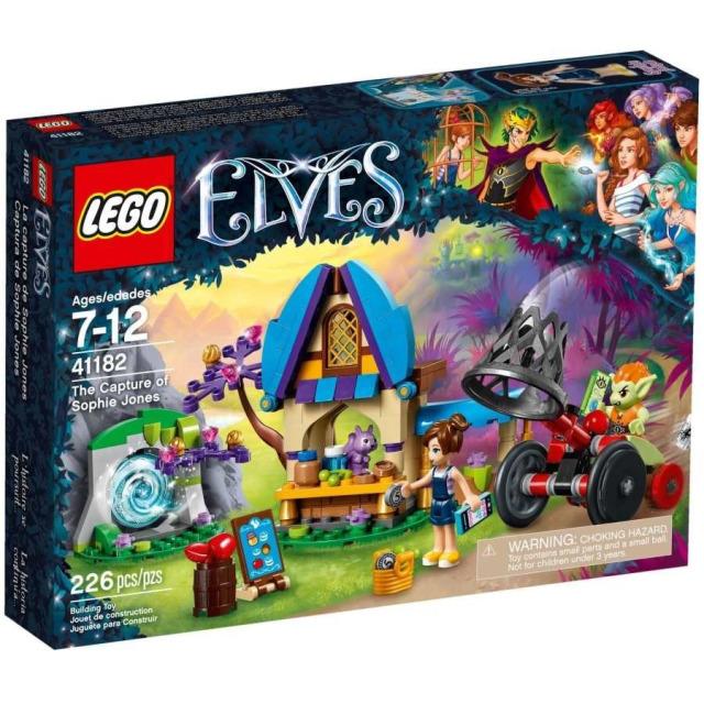 Obrázek produktu LEGO Elves 41182 Zajmutí Sofie Jonesové