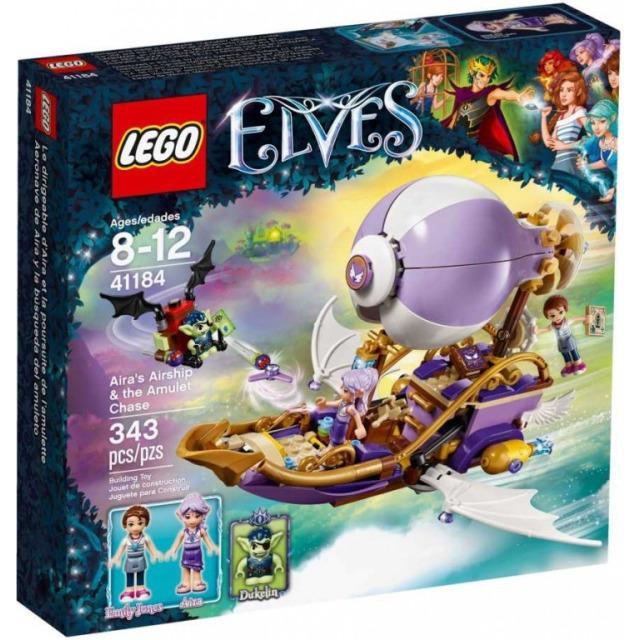 Obrázek produktu LEGO Elves 41184 Aira a její vzducholoď