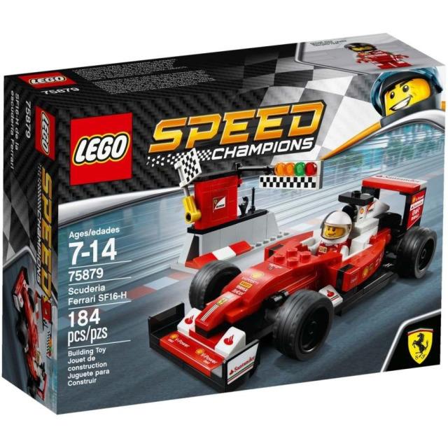 Obrázek produktu LEGO Speed Champions 75879 Scuderia Ferrari SF16-H