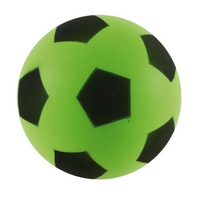 Obrázek produktu Míč molitanový 20cm, zelený