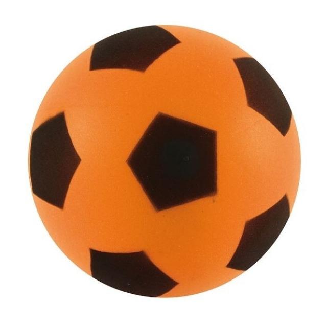 Obrázek produktu Míč molitanový 20cm, oranžový