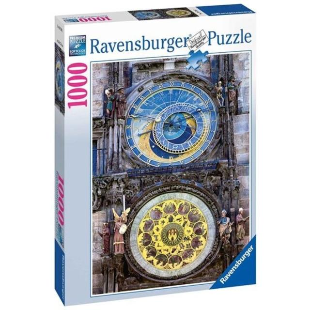 Obrázek produktu Ravensburger 19739 Puzzle Praha Orloj 1000 dílků
