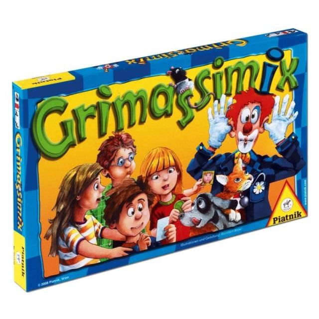 Obrázek produktu Grimassimix, Piatnik