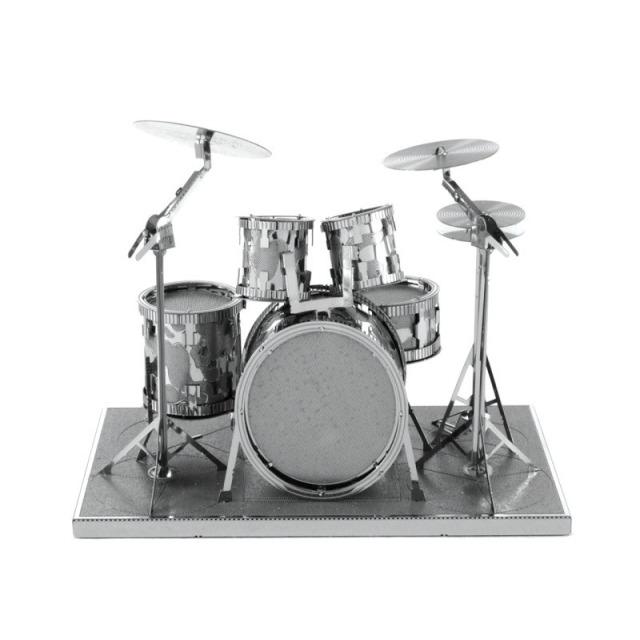 Obrázek produktu Metal Earth Drum Set, 3D model