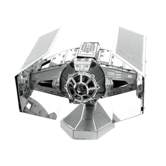 Obrázek produktu Metal Earth Star Wars Darth Vaders Tie Advanced X1 Starfighter, 3D model