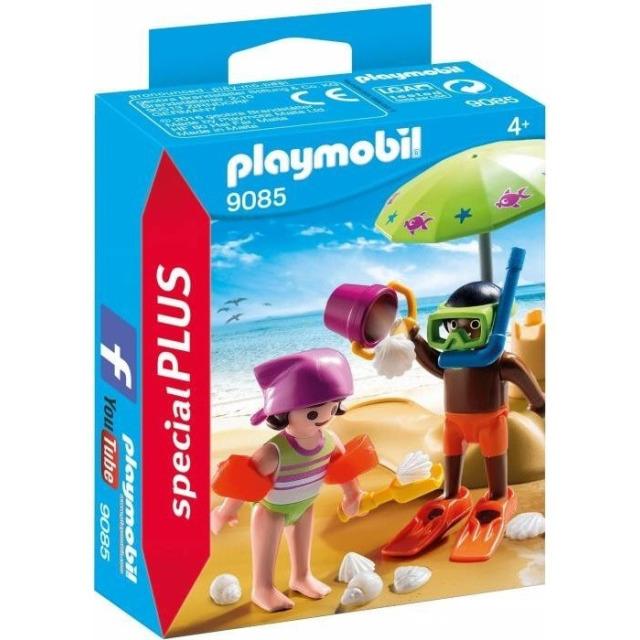 Obrázek produktu Playmobil 9085 Děti na pláži