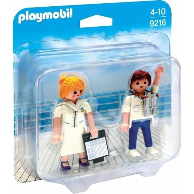 Obrázek produktu Playmobil 9216 Pilot a letuška