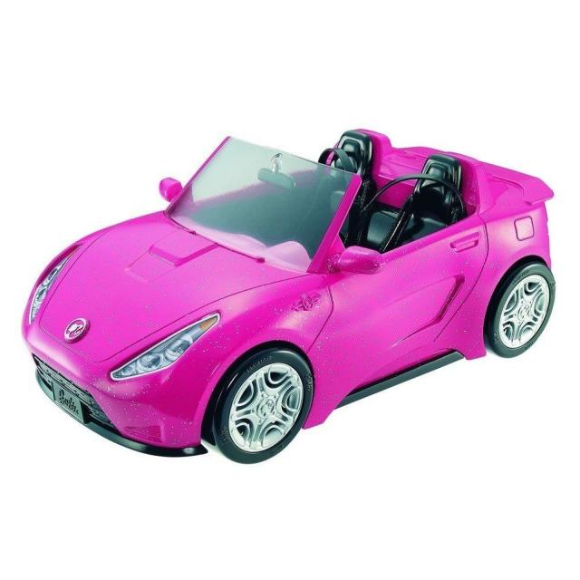 Obrázek produktu Barbie Elegantní kabriolet, Mattel DVX59