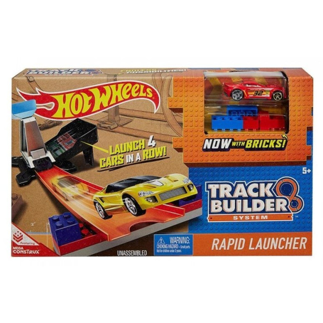 Obrázek produktu Hot Wheels Rapid Launcher, Mattel DWW94