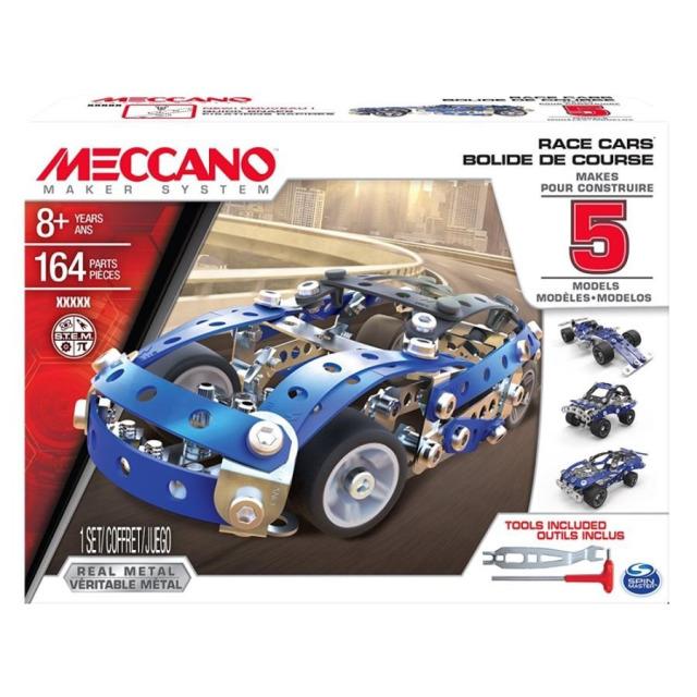 Obrázek produktu MECCANO 16208 Stavebnice 6v1 Dopravní prostředky