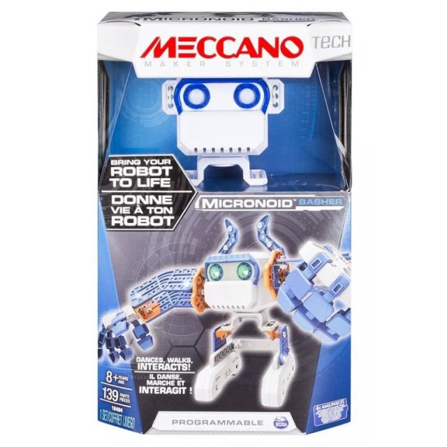Obrázek produktu MECCANO 16404 Robot Micronoid Basher