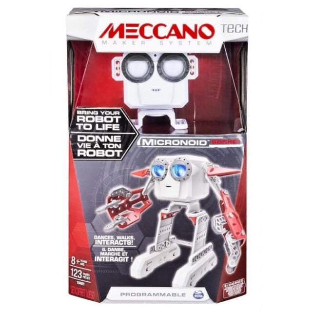 Obrázek produktu MECCANO 16401 Robot Micronoid Socket