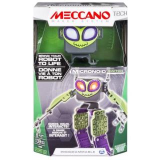 Obrázek 1 produktu MECCANO 16405 Robot Micronoid Switch