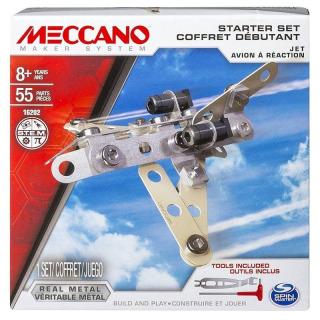 Obrázek 1 produktu MECCANO 16202 Set pro začátečníky Letadlo