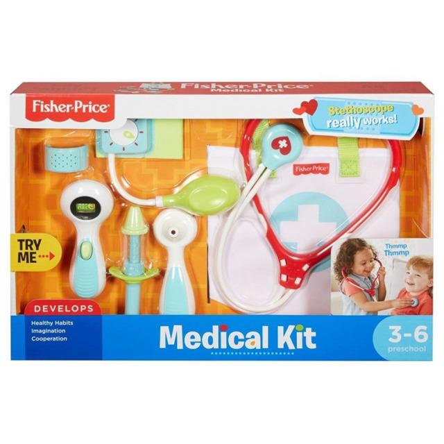 Obrázek produktu Fisher Price Dětská doktorka, Mattel DVH14