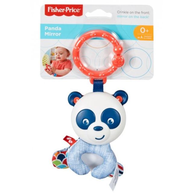 Obrázek produktu Fisher Price Závěsné zvířátko Panda Mattel DYF94 (FFB66)