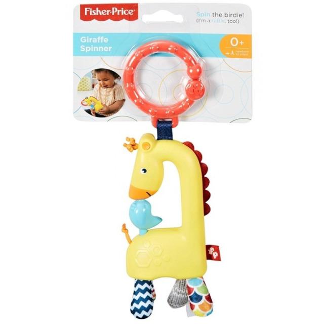 Obrázek produktu Fisher Price Závěsné zvířátko Žirafa Mattel DYF92 (FFB65)