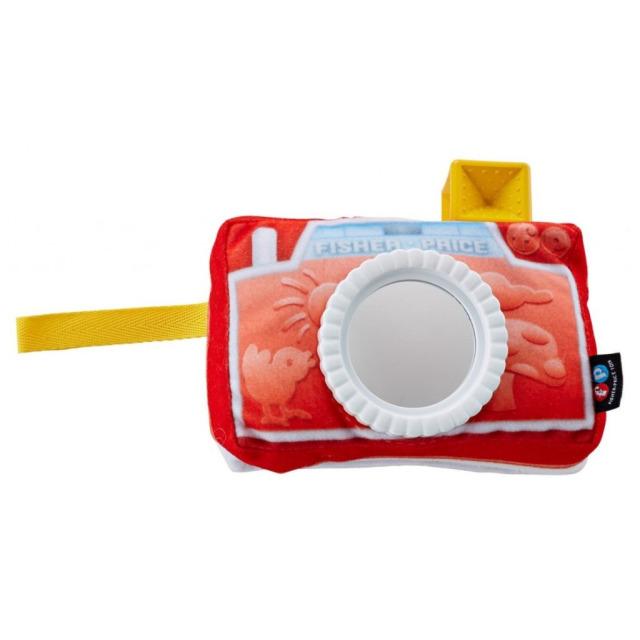 Obrázek produktu Fisher Price Fotoaparát se zrcátkem , Mattel DFR11