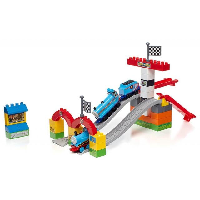 Obrázek produktu Mega Bloks mašinka Tomáš - Železniční závod