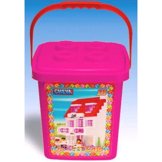 Obrázek produktu CHEVA 18 Cukrárna v kbelíku, 215 ks