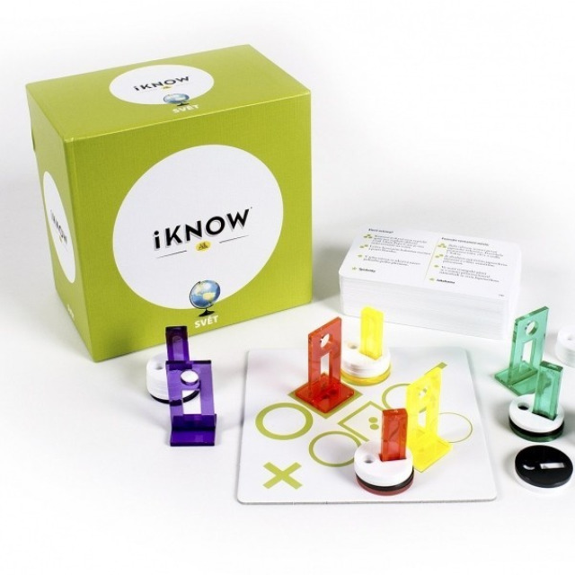 Obrázek produktu Mini iKnow Svět - otázky a odpovědi