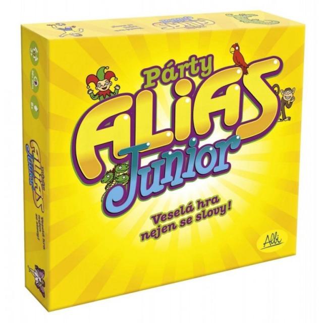 Obrázek produktu Párty Alias Junior 2.vydání