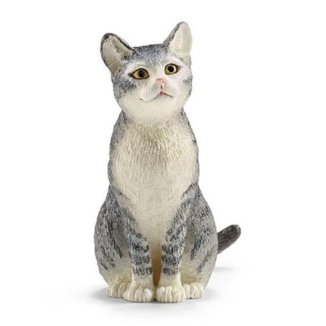 Obrázek produktu Schleich 13771 Kočka sedící