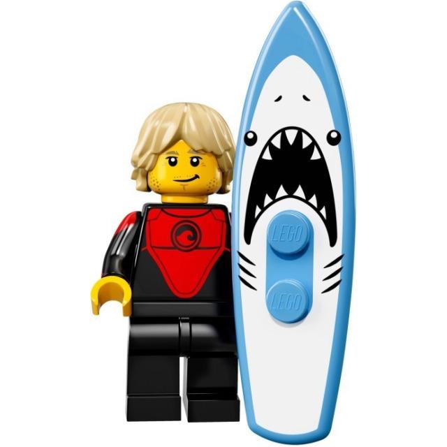 Obrázek produktu LEGO 71018 minifigurka Surfař