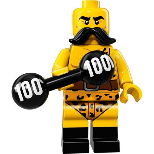 Obrázek produktu LEGO 71018 minifigurka Silák