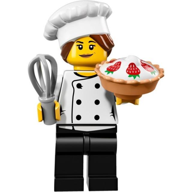 Obrázek produktu LEGO 71018 minifigurka Cukrářka