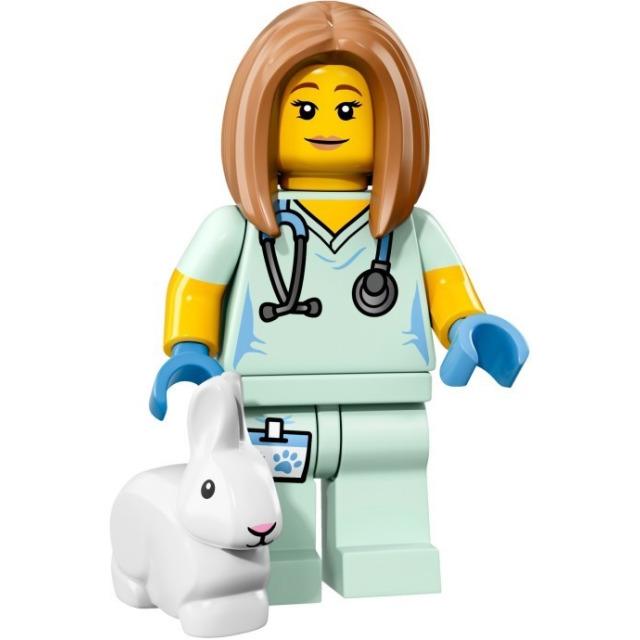 Obrázek produktu LEGO 71018 minifigurka Zvěrolékařka
