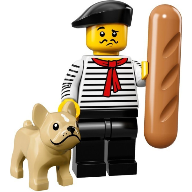 Obrázek produktu LEGO 71018 minifigurka Francouz