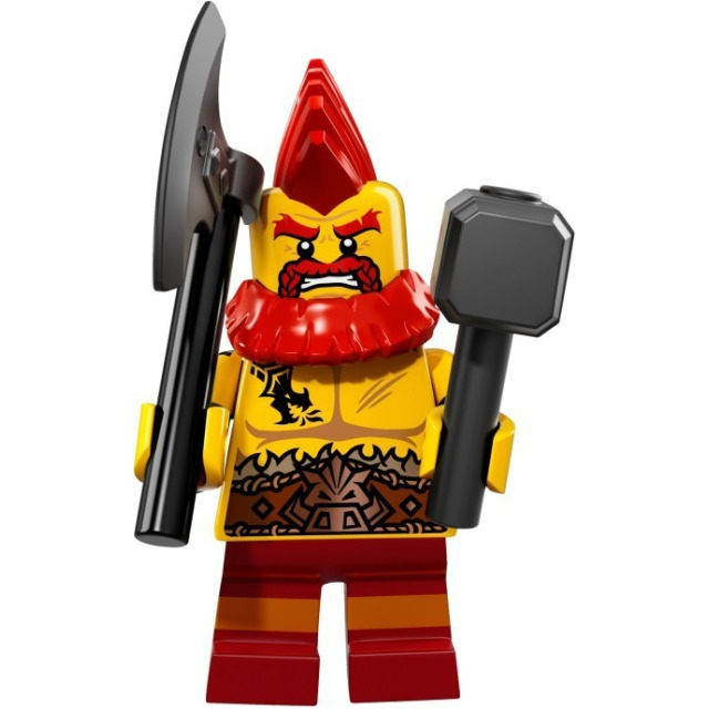 Obrázek produktu LEGO 71018 minifigurka Skřet bojovník