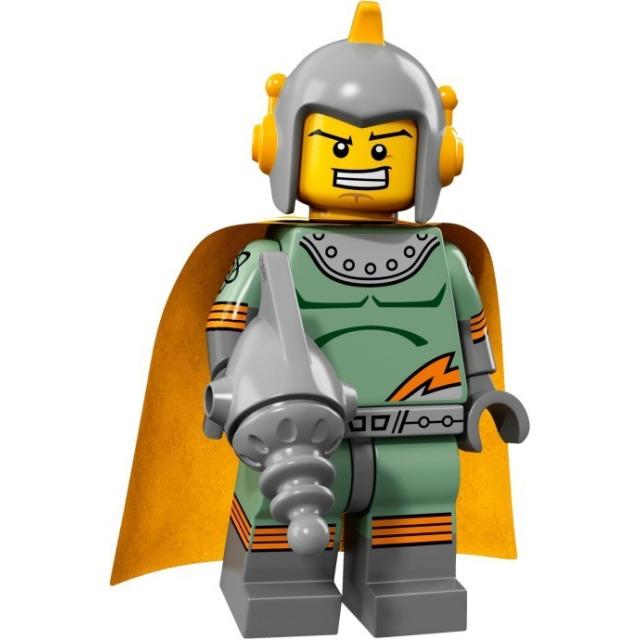 Obrázek produktu LEGO 71018 minifigurka Retro Kosmonaut