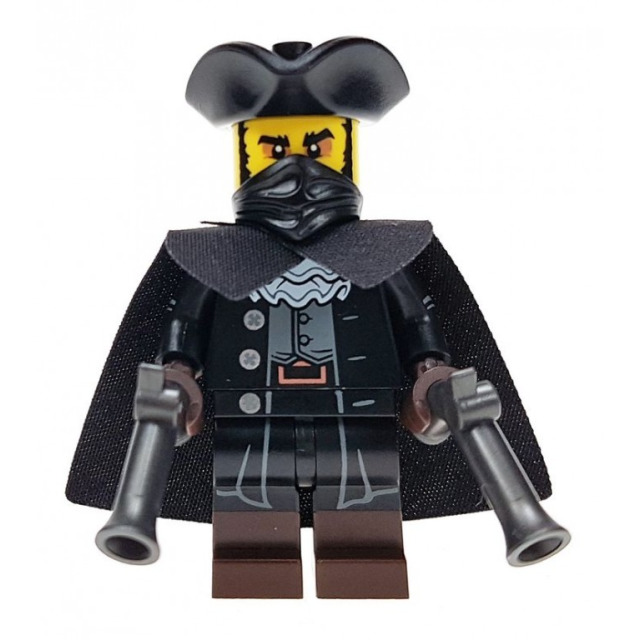 Obrázek produktu LEGO 71018 minifigurka Bandita