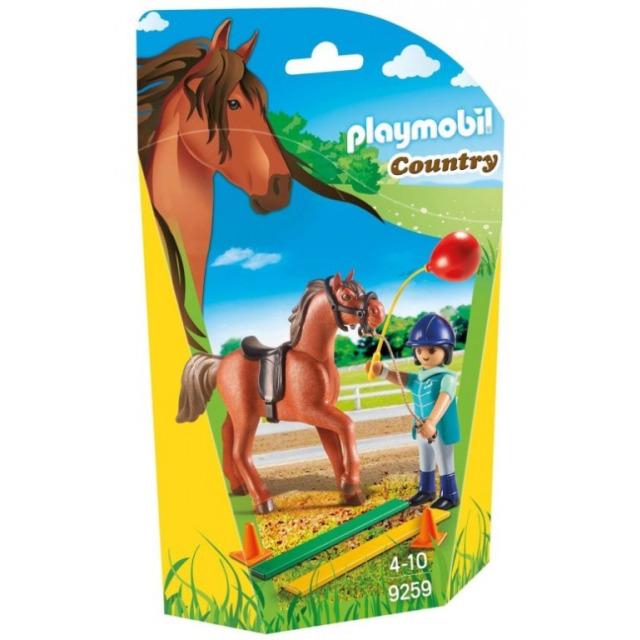 Obrázek produktu Playmobil 9259 Koňský terapeut