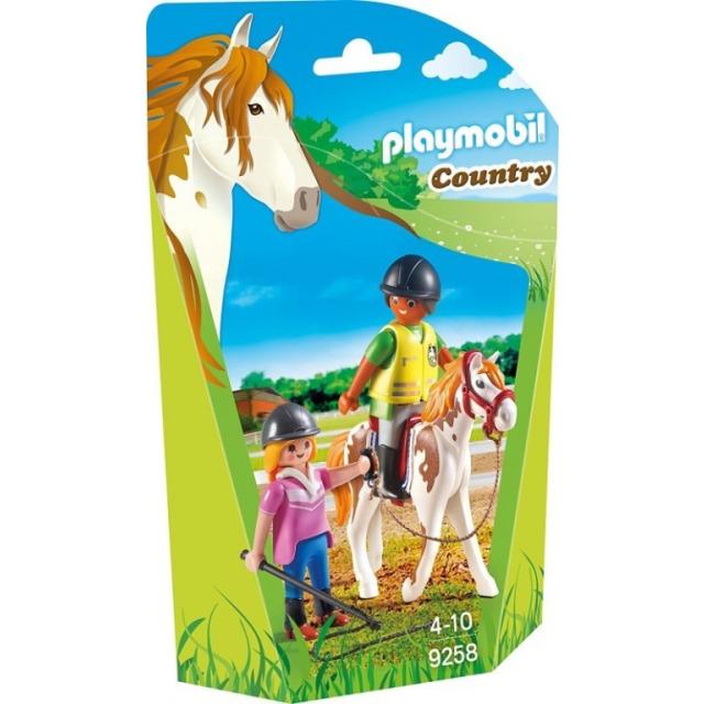 Obrázek produktu Playmobil 9258 Jezdecká instruktorka