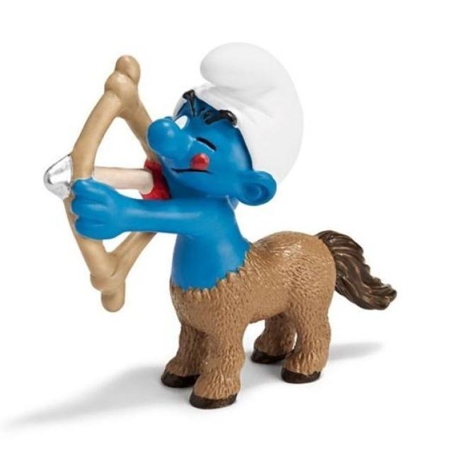 Obrázek produktu Figurka Šmoula znamení Střelec Schleich