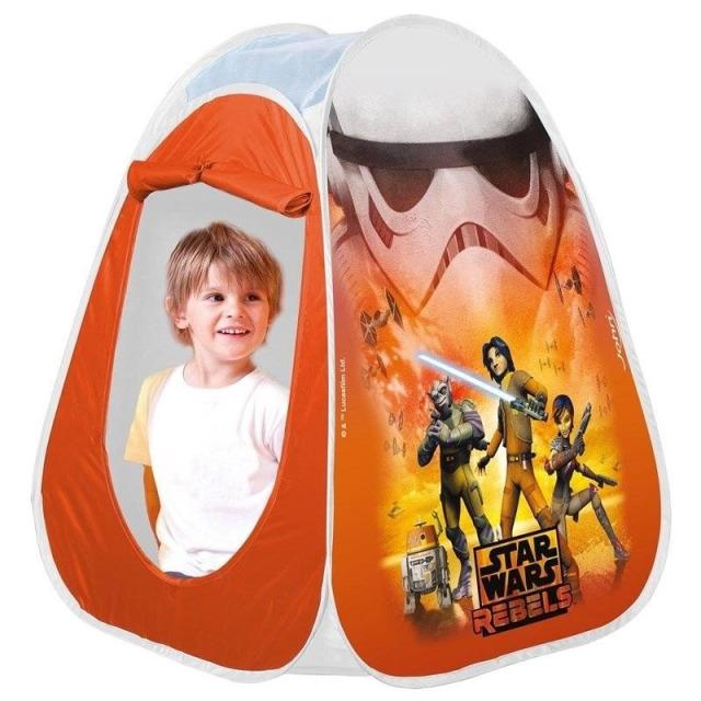 Obrázek produktu Dětský stan Pop Up Star Wars 75 x 75 x 90 cm